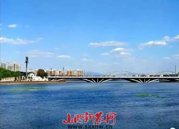 朔州:咏七里河公园